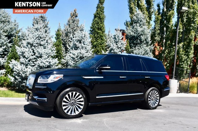 Lincoln Suv 2018 >> Pre Owned 2018 Lincoln Navigator Reserve Four Wheel Drive Suv